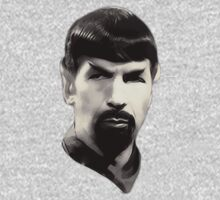 Evil Spock (Mirror, Mirror) by TruthtoFiction