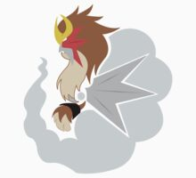 The Illusion - Entei by kinokashi