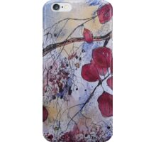 Natures Bunting iPhone Case/Skin