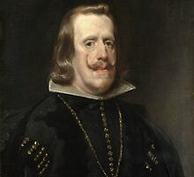 King Philip IV of Spain (c. 1656) by PattyG4Life