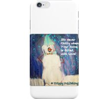 Home is Where the Heart is Cozy iPhone Case/Skin