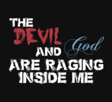 The Devil and God by 4getsundaydrvs