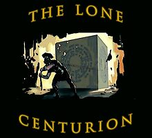 The Lone Centurion - DW by Mellark90