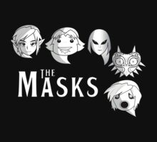 The Masks by icedtees