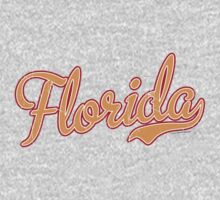 Florida Script Gold VINTAGE by Carolina Swagger
