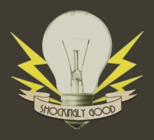 Shockingly Good by NaranjaElPesca