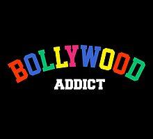 Bollywood Addict by tshirtbaba