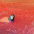 Blood red ocean by xenxen