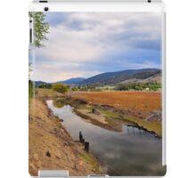 Goodradigbee River iPad Case/Skin