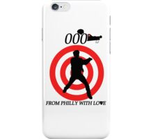 From Philly With Love iPhone Case/Skin
