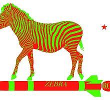 Zebra Rock It 12A by onejyoo