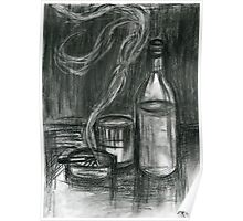 Cigarettes and Alcohol Poster