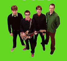Weezer - The Green Album by daveburnett