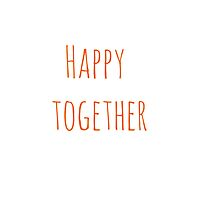 Happy together by deney