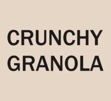 Crunchy Granola by starcloudsky