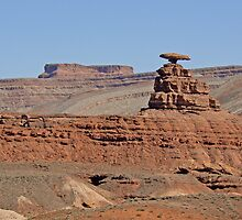 Mexican Hat, Utah by Graeme  Hyde
