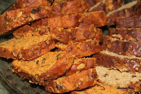 Nuts to You ~ Homemade Nut Breads by SummerJade