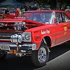 Gasser by Tracy Freese