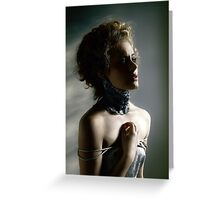 The Yearning That Fades Greeting Card