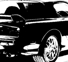 Mazda RX7 Series 3 Sticker