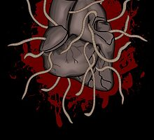 Infected by The Strain by waywardtees