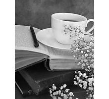 Poetry.. Photographic Print