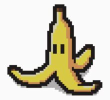 Pixel banana by R-evolution GFX