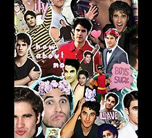 Darren Criss Collage by seblaine