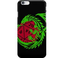 Dungeons and Dragons iPhone Case/Skin