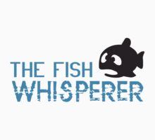 The fish whisperer Kids Clothes