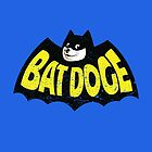 BatDoge - Bat Doge by Tabner