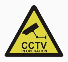 CCTV Notice by sweetsixty