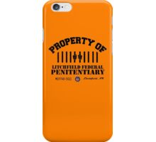 Litchfield OITNB iPhone Case/Skin