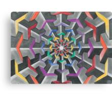 Tessellations  Canvas Print