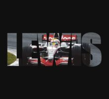 Lewis Hamilton - World Championship by Tom Clancy