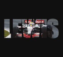 Lewis Hamilton - World Championship Kids Clothes