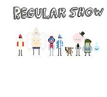 Regular Show by FaMauroo