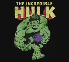The Incredible Hulk by taufiq