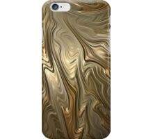 Golden Flow iPhone Case/Skin