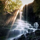 Waterfall by Avantgarda