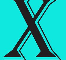 X marks the spot by TOM HILL - Designer