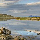 Arisaig Harbour by VoluntaryRanger