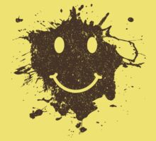 Vintage Mud Smiley by medallion