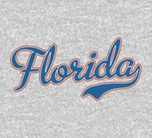 Florida Script Blue  by Carolina Swagger