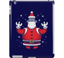 NAUGHTY OR NICE iPad Case/Skin