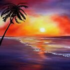 Tropical Paradise by Linda Woodward