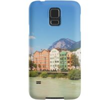 Buildings by the river Samsung Galaxy Case/Skin