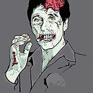 Zombie Al Pacino Scarface by Creative Spectator