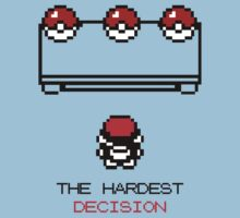 The Hardest Decision  by Lunil86