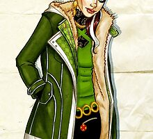 Casual Rogue by Earl Carpenter III